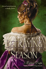 betraying season cover